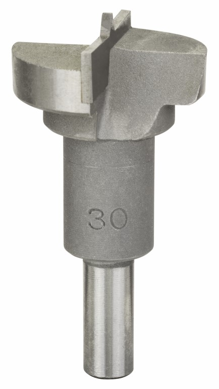 Image of   Hængselbor, hårdmetal 30 x 56 mm, d 8 mm