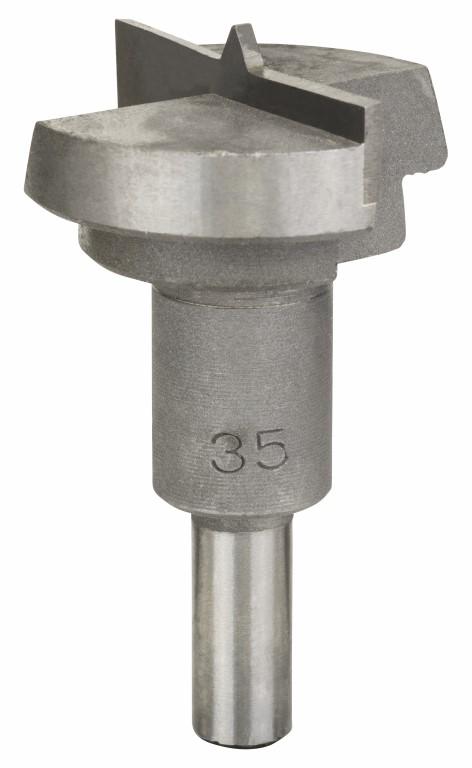 Image of   Hængselbor, hårdmetal 35 x 56 mm, d 8 mm