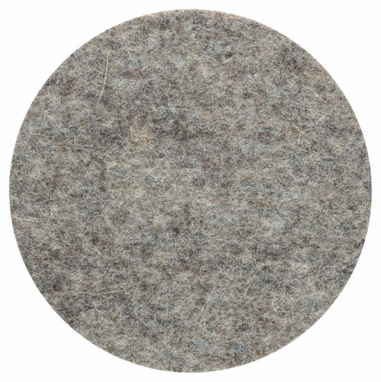 Image of   Polerefilt blød, 128 mm