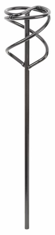 Image of   Let røreforsats 80 mm, 400 mm, 5-10 kg