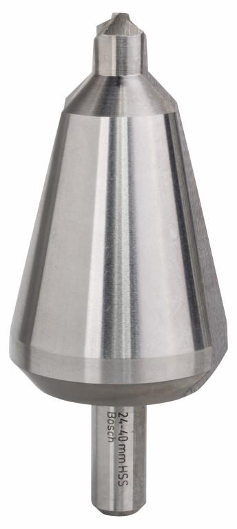Image of   Antennefræser, cylindrisk 24-40 mm, 89 mm, 10 mm