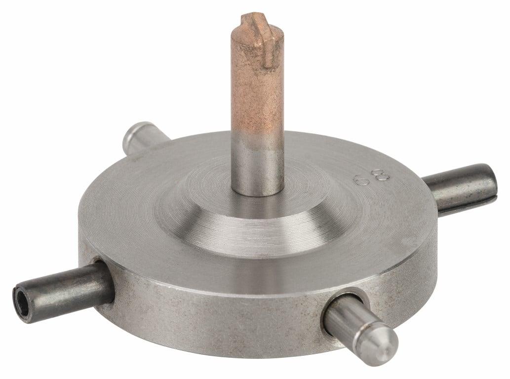 Image of   Centreringskryds til tørborekroner og dåseforsænkere 68 mm