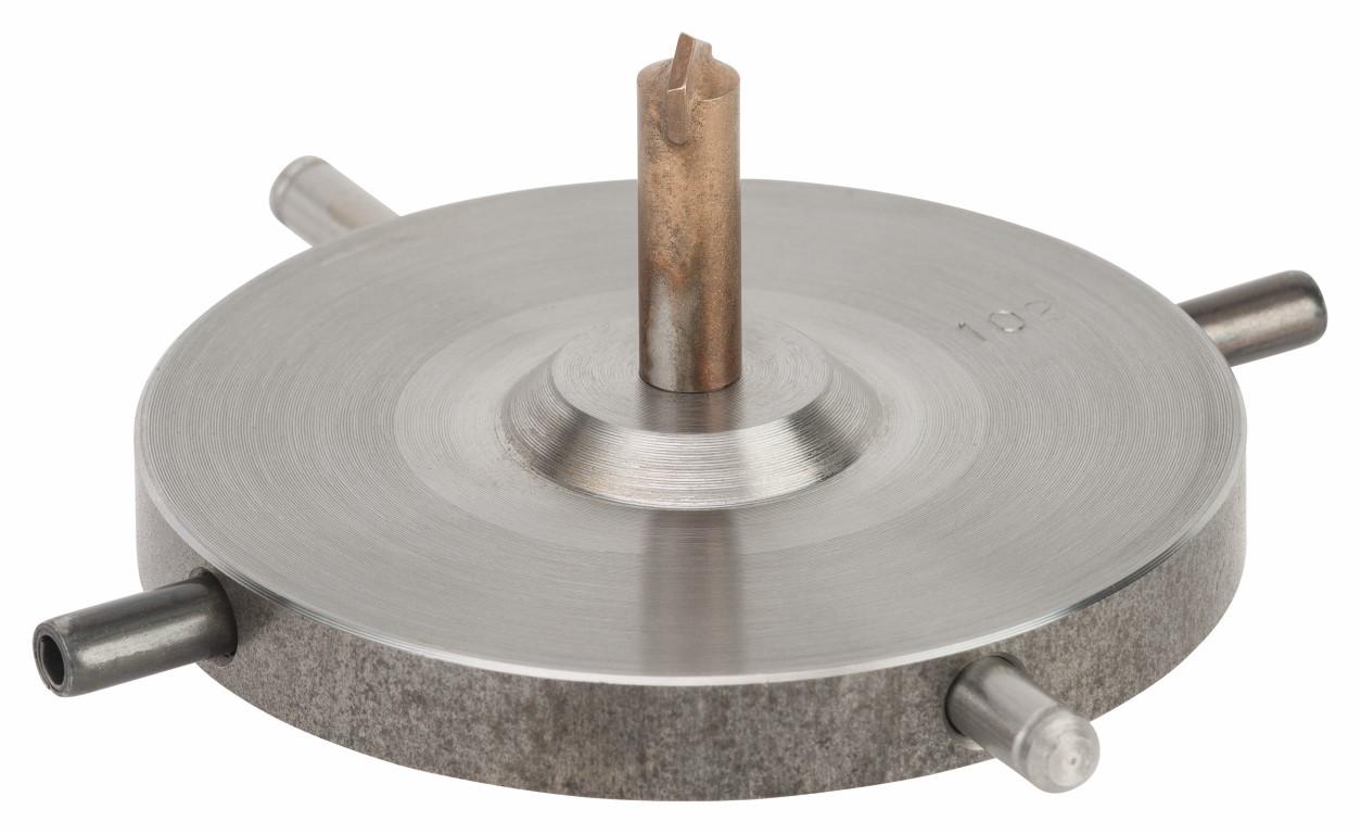 Image of   Centreringskryds til tørborekroner og dåseforsænkere 102 mm