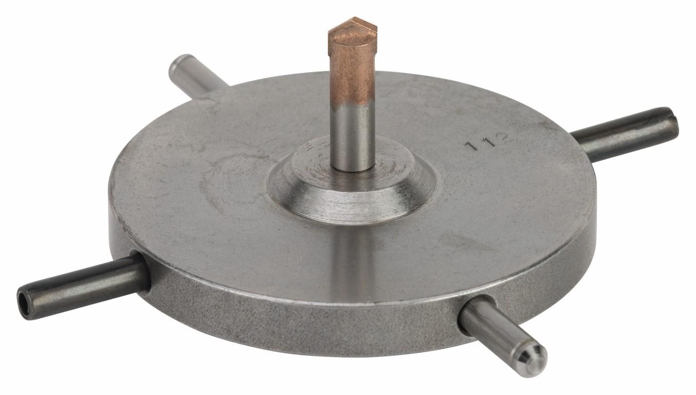 Image of   Centreringskryds til tørborekroner og dåseforsænkere 112 mm