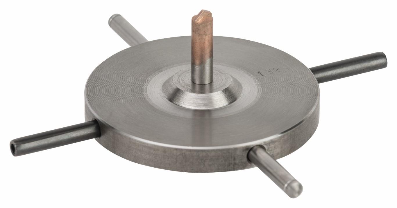 Image of   Centreringskryds til tørborekroner og dåseforsænkere 132 mm
