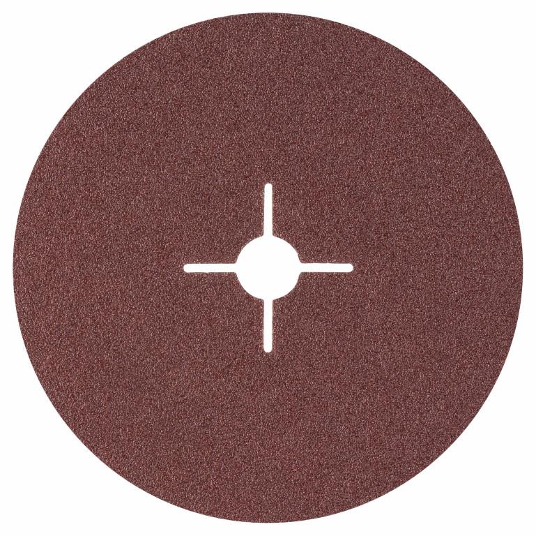 Image of   Fiberslibeskive R444, Expert til metal 180 mm, 22,23 mm, 60