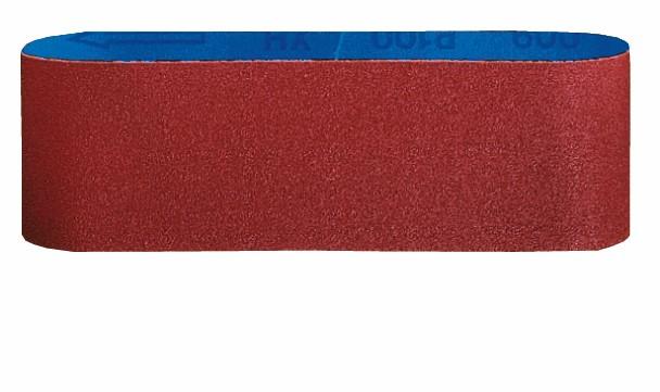 Slibebåndsæt med 3 dele X440 75 x 508 mm, 60; 80; 100