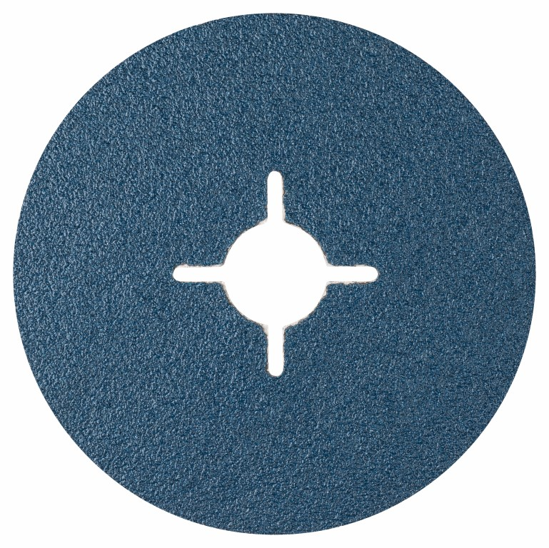 Image of   Fiberslibeskive R574, Best for Metal 115 mm, 22,23 mm, 60