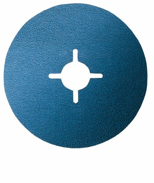 Fiberslibeskive R574, Best for Metal 115 mm, 22,23 mm, 100