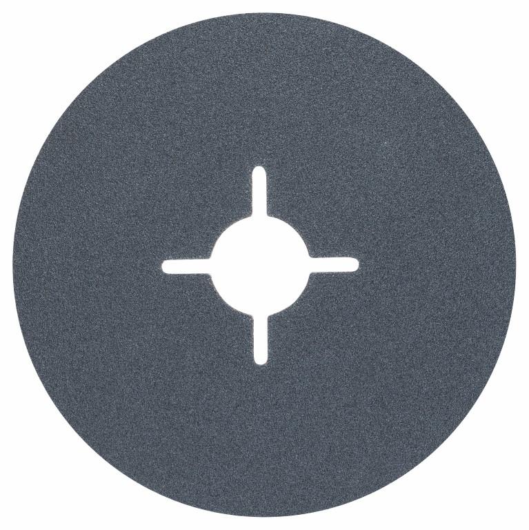 Image of   Fiberslibeskive R574, Best for Metal 115 mm, 22,23 mm, 120