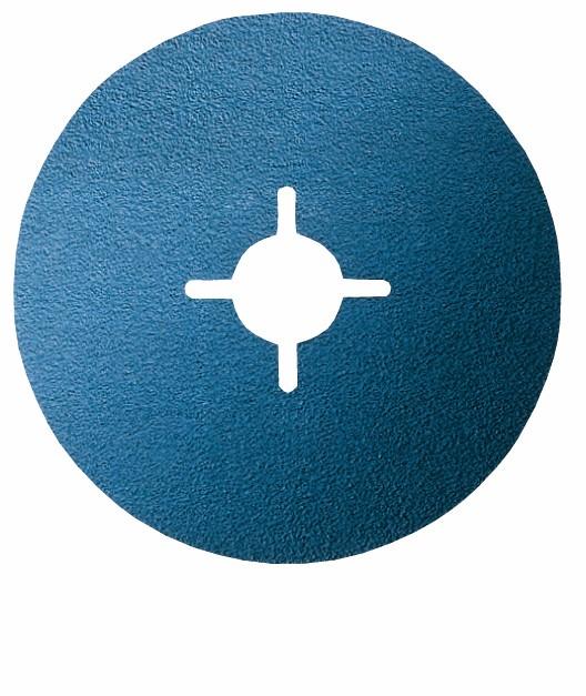 Image of   Fiberslibeskive R574, Best for Metal 125 mm, 22,23 mm, 120