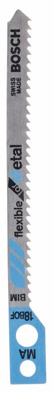 Image of   Stiksavklinge MA 18 BOF Flexible for Metal