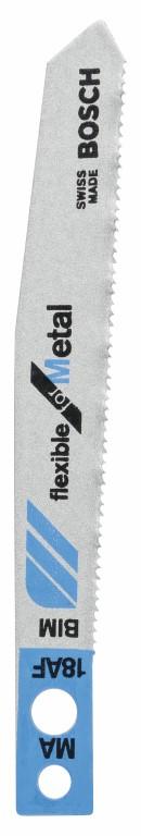 Image of   Stiksavklinge MA 18 AF Flexible for Metal