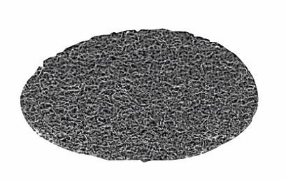 Image of   10 dele Slibebladsæt 72 mm, 80