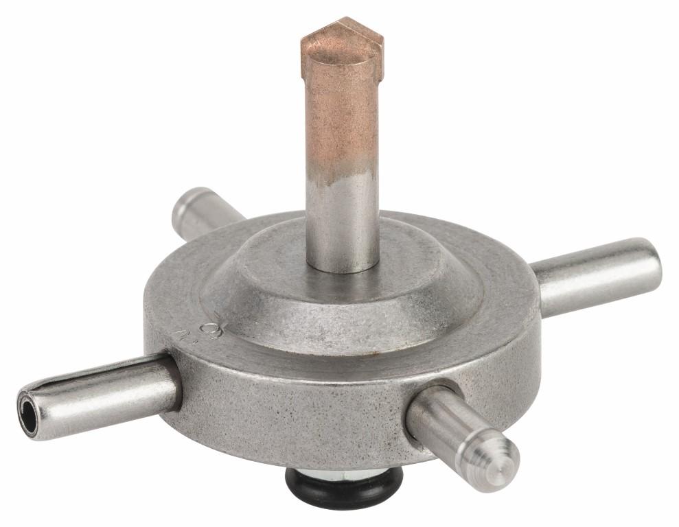 Image of   Centreringskryds til tørborekroner og dåseforsænkere 62 mm