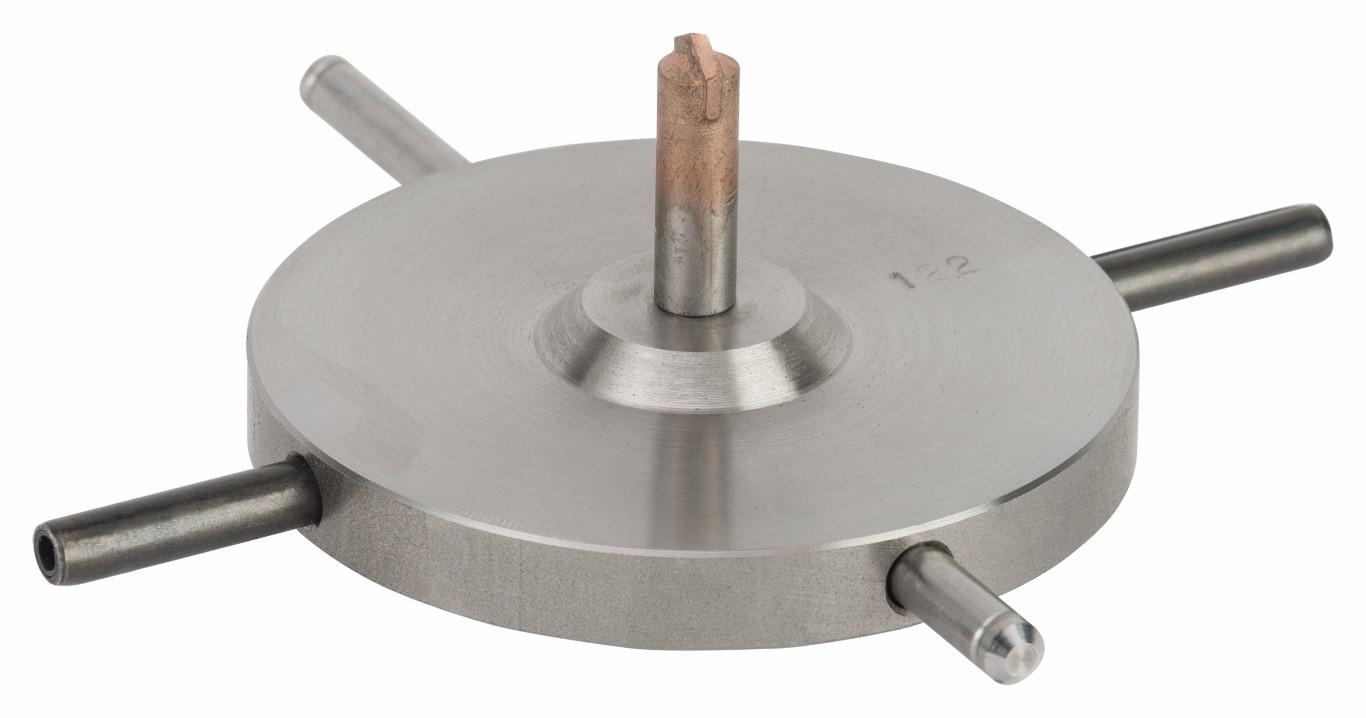 Image of   Centreringskryds til tørborekroner og dåseforsænkere 122 mm