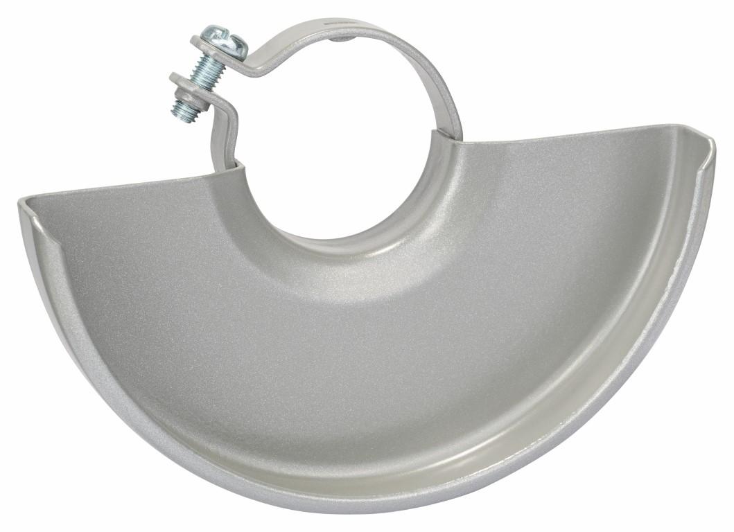 Image of   Beskyttelsesskærm uden dækplade 125 mm, med kodning