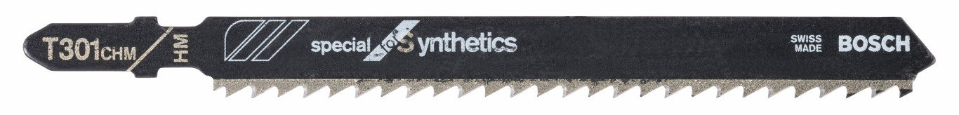 Image of   Stiksavklinge T 301 CHM Special for Synthetics