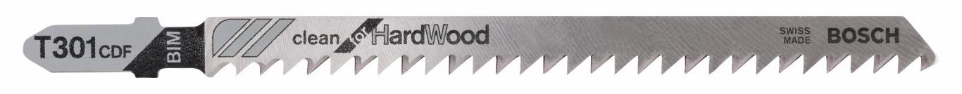 Image of   Stiksavklinge T 301 CDF Clean for Hard Wood