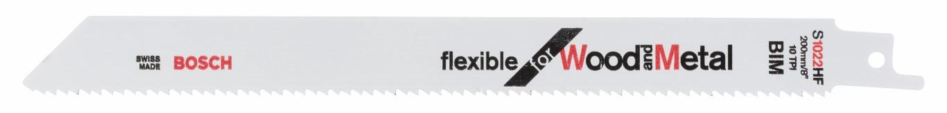 Image of   Bajonetsavklinge S 1022 HF Flexible for Wood and Metal