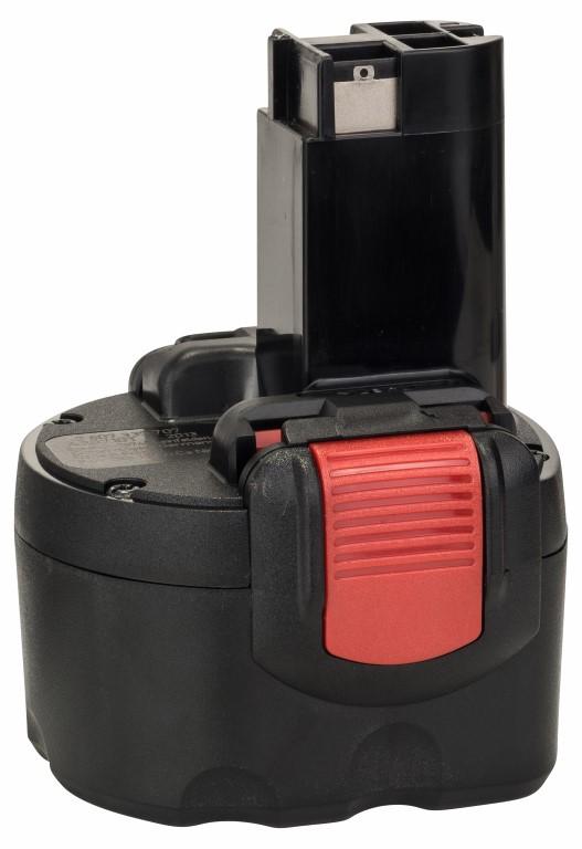 Image of   9,6-V-O-akku Light Duty (LD), 1,5 Ah, NiCd