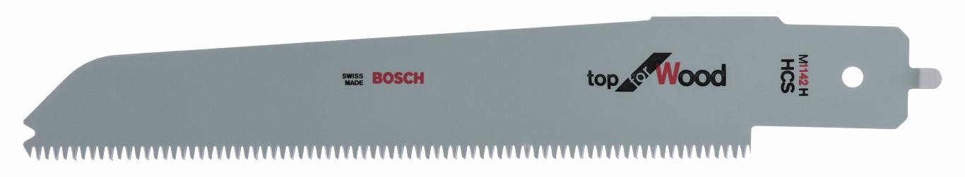 Image of   Bajonetsavklinge M 1142 H til Bosch multisave PFZ 500 E Top for Wood
