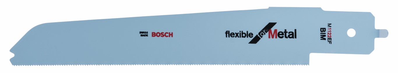 Image of   Bajonetsavklinge M 1122 EF til Bosch multisave PFZ 500 E Flexible for Metal