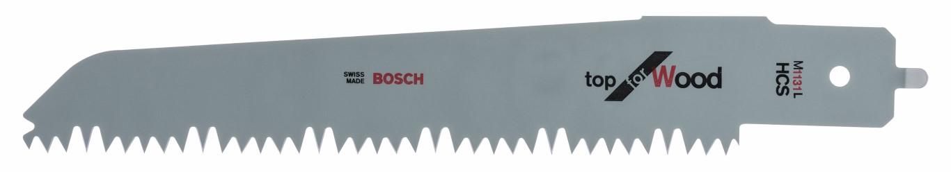 Image of   Savklinge M 1131 L til Bosch multisave PFZ 500 E Top for Wood