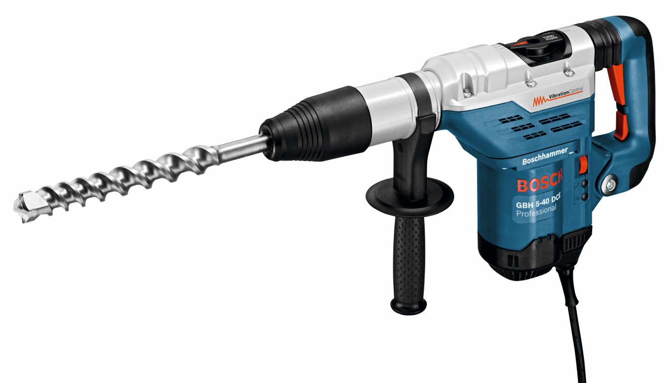 Image of   GBH 5-40 DCE Borehammer med SDS-max