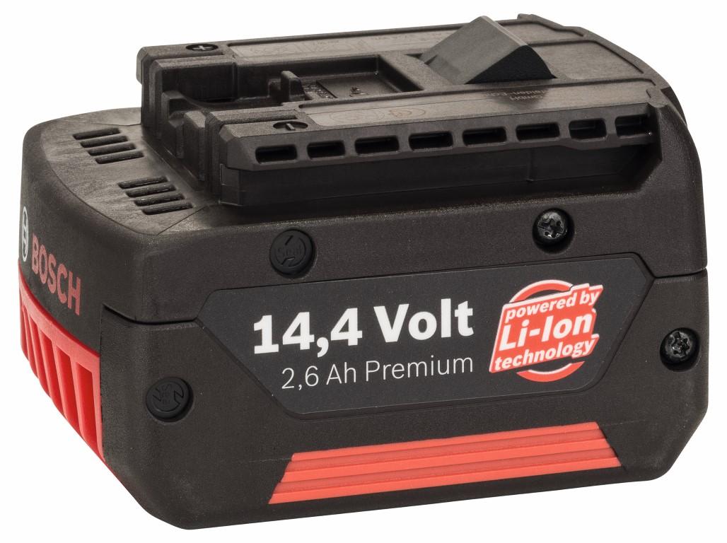 Image of   14,4-V indstiksakku Standard Duty (SD), 2,6 Ah, Li-Ion, GBA M-C