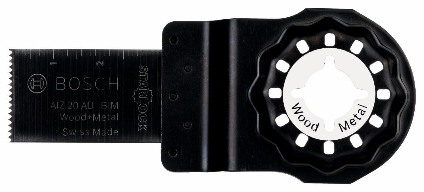 Image of   BIM-dyksavsklinge AIZ 20 AB Wood and Metal 20 x 30 mm