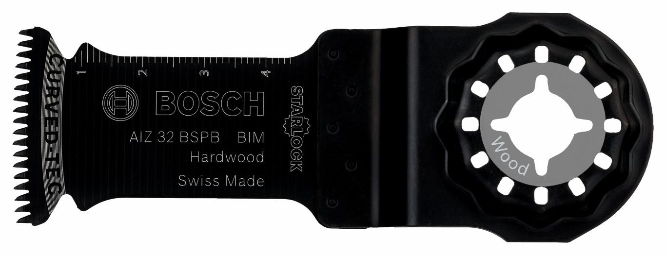 Image of   BIM-dyksavsklinge AIZ 32 BSPB Hard Wood 50 x 32 mm