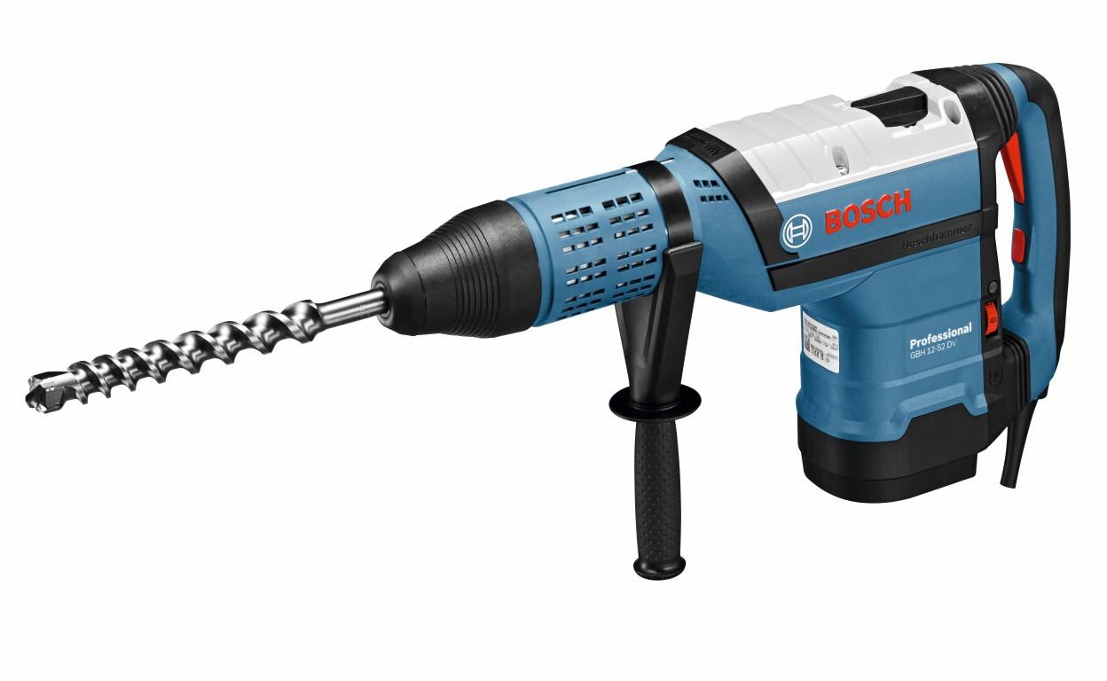 Image of   GBH 12-52 DV Borehammer med SDS-max Professional