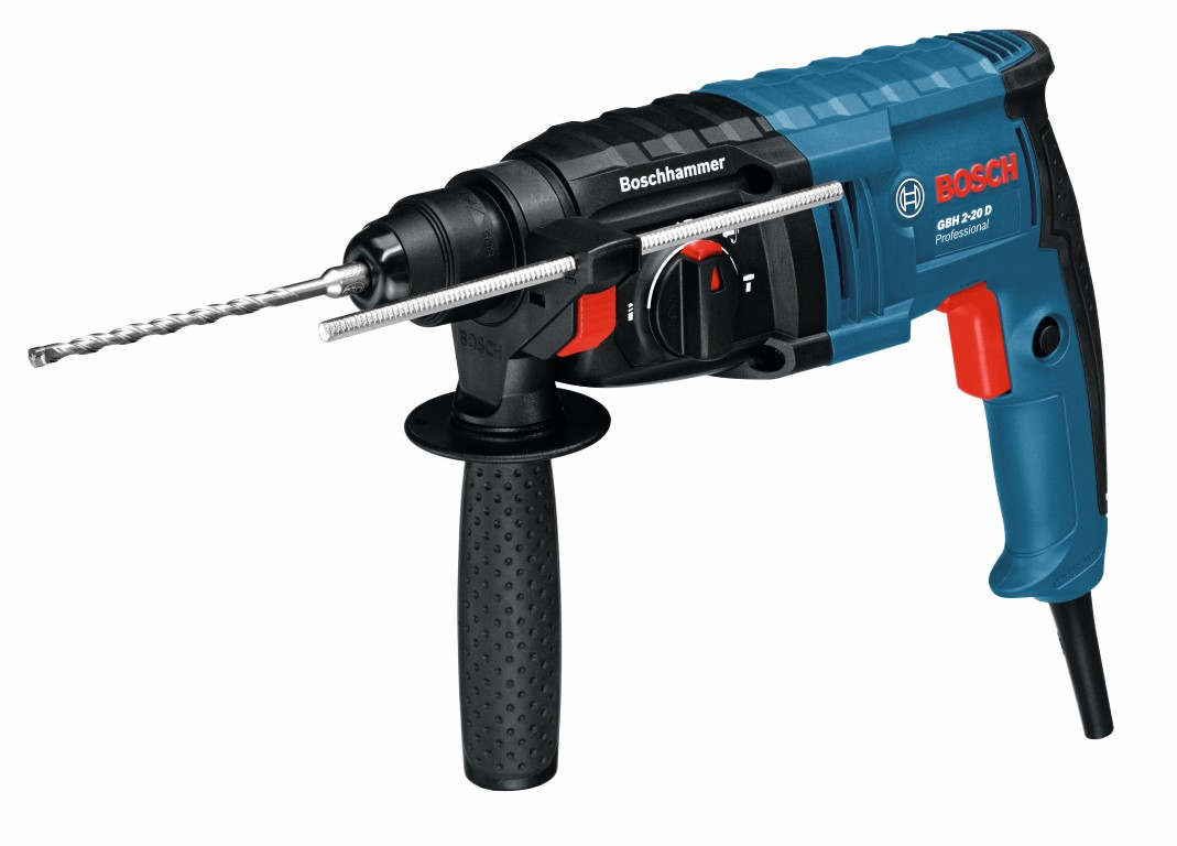 Image of   GBH 2-20 D Borehammer med SDS-plus GBH 2-20 D Professional