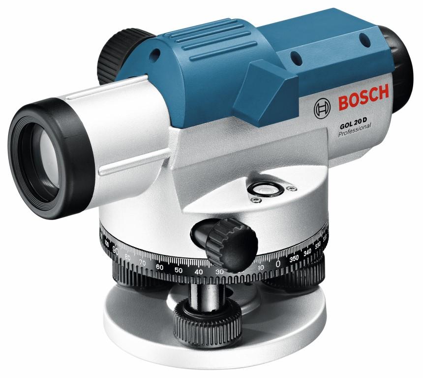 Image of   GOL 20 D Optisk nivelleringsinstrument Professional