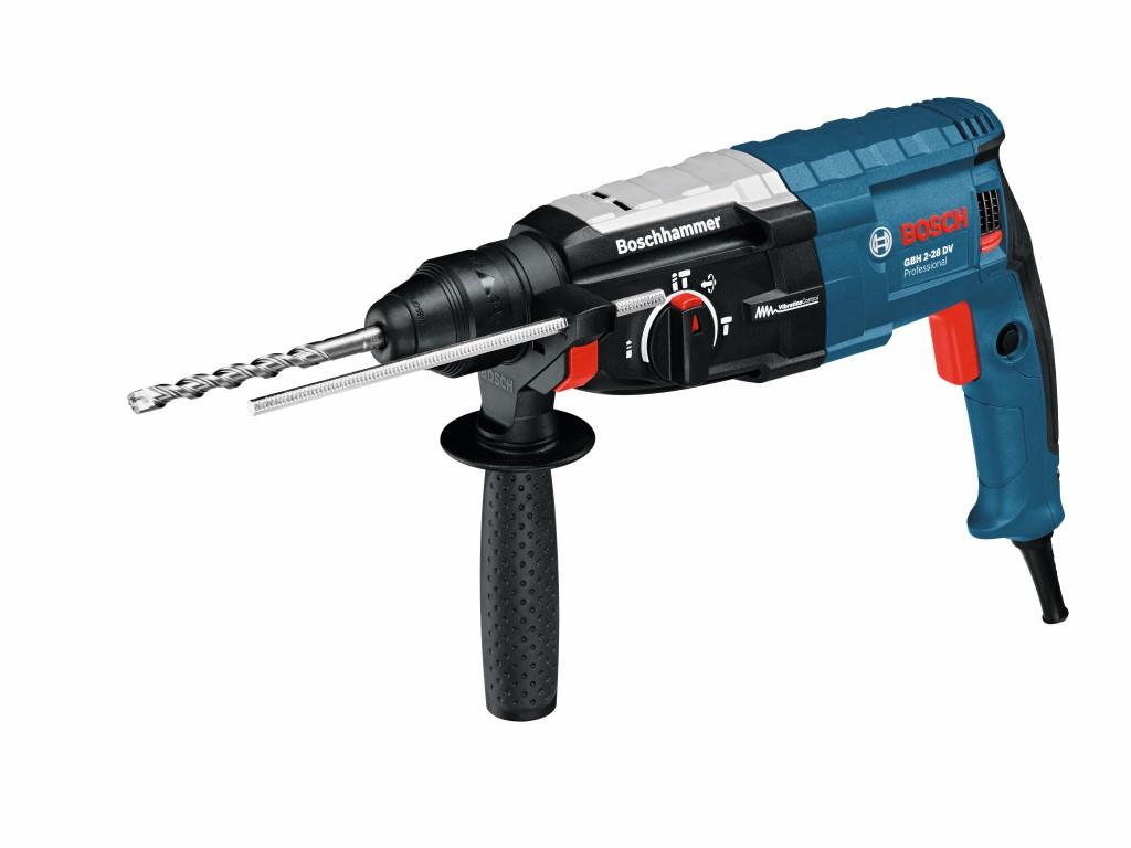Image of   GBH 2-28 DV Borehammer med SDS-plus Professional