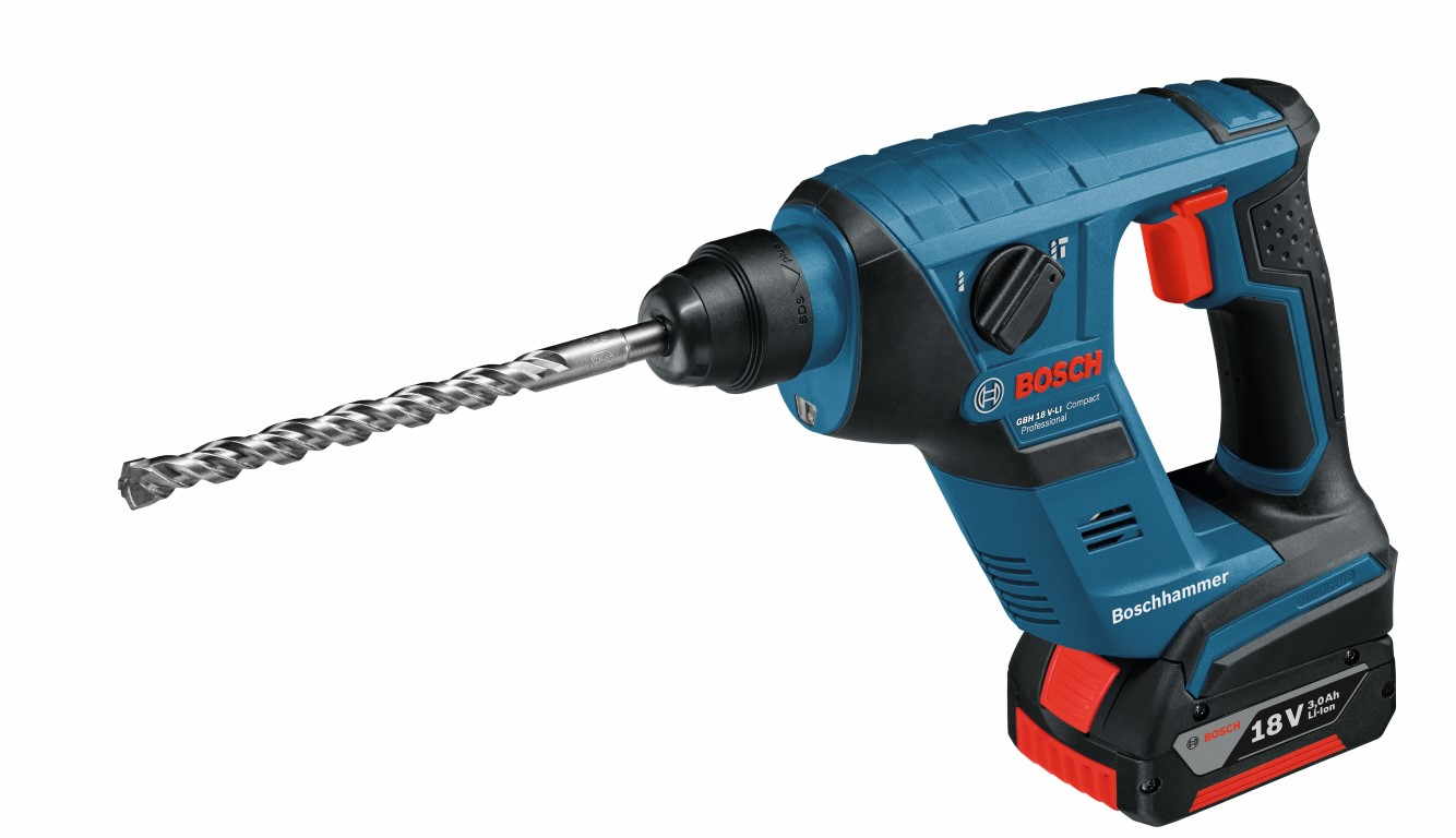 Image of   GBH 18 V-LI Compact Akku-borehammer Professional