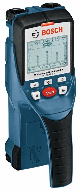 Image of   D-tect 150 SV vægscanner Professional