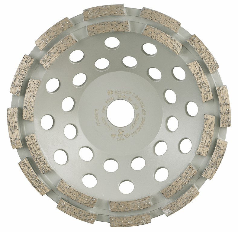 Image of   Diamantkopskive Best for Concrete 180 x 22,23 x 5,5 mm, til Eibenstock EBS 180 H