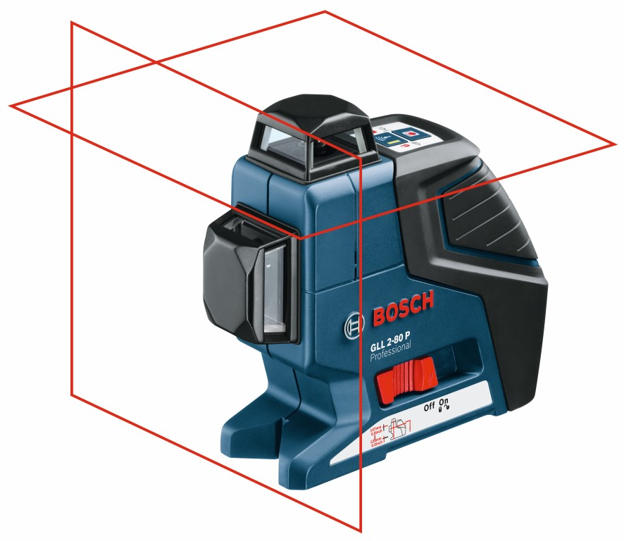 Image of   GLL 2-80 P Linjelaser Professional