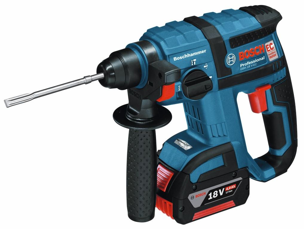 Image of   GBH 18 V-EC Akkuborehammer Professional