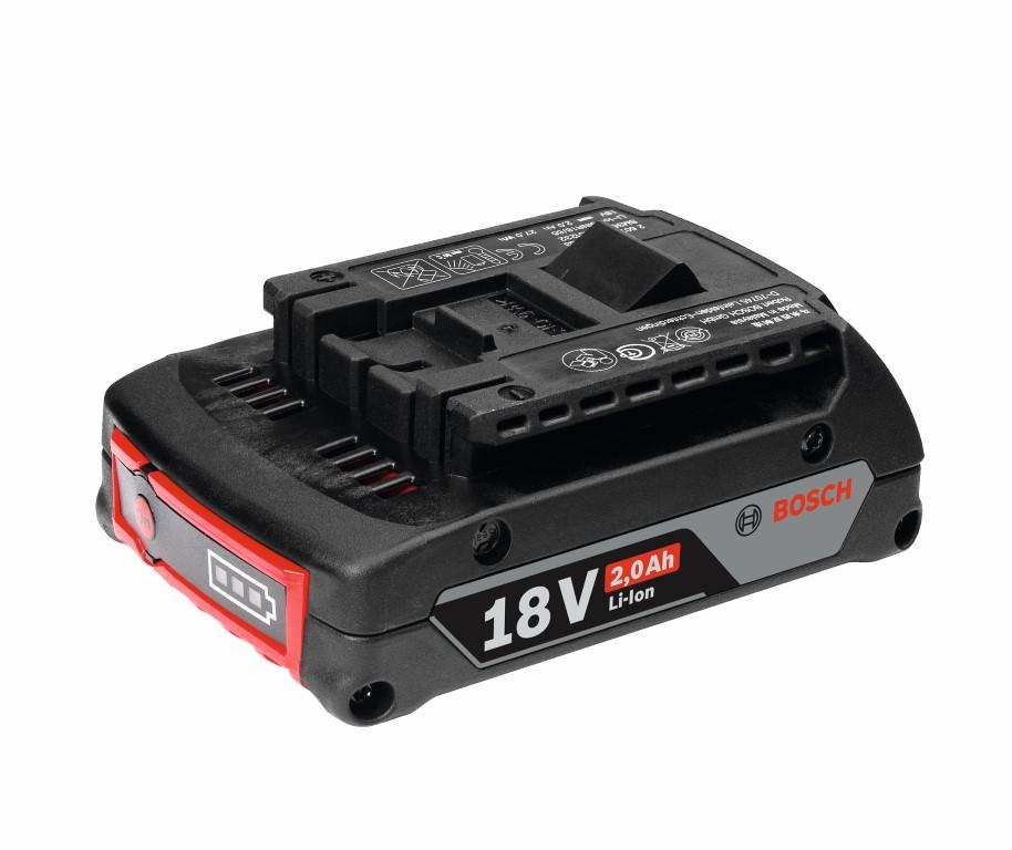 Image of   GBA 18 V 2,0 Ah Akku GBA 18 V 2,0 Ah Professional