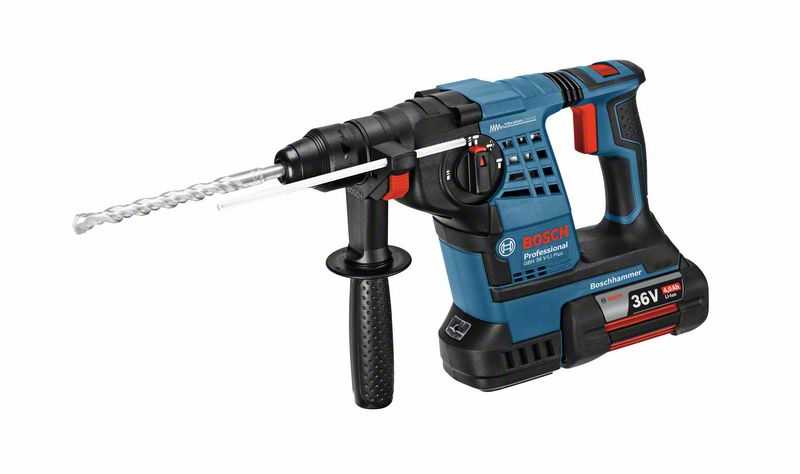 Image of   GBH 36 V-LI Plus Akku-borehammer Professional