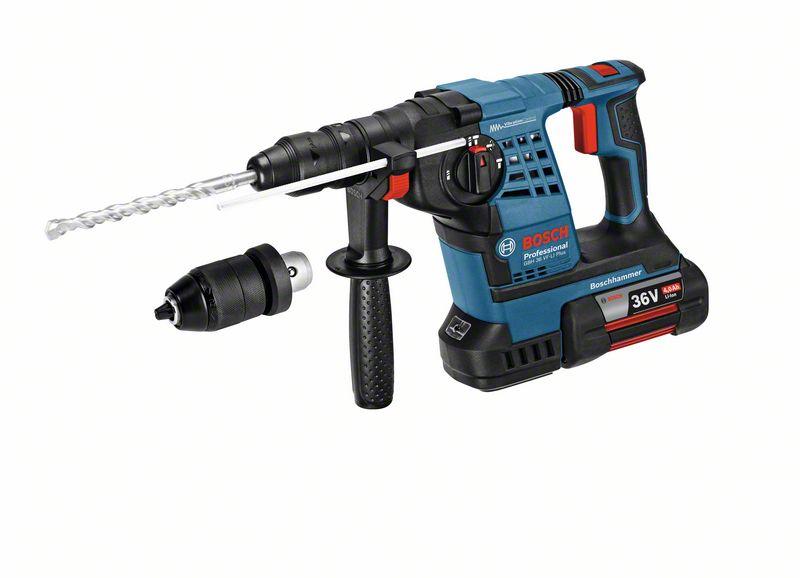 Image of   GBH 36 VF-LI Plus Akku-borehammer Professional