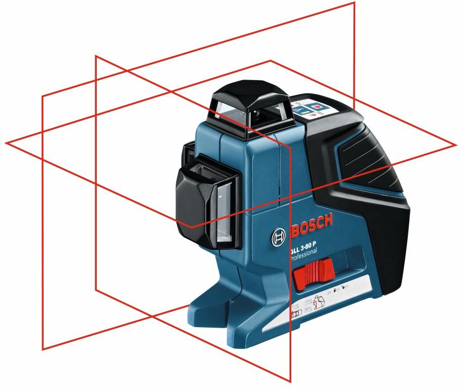 Image of   GLL 3-80 P Multilinjelaser Professional