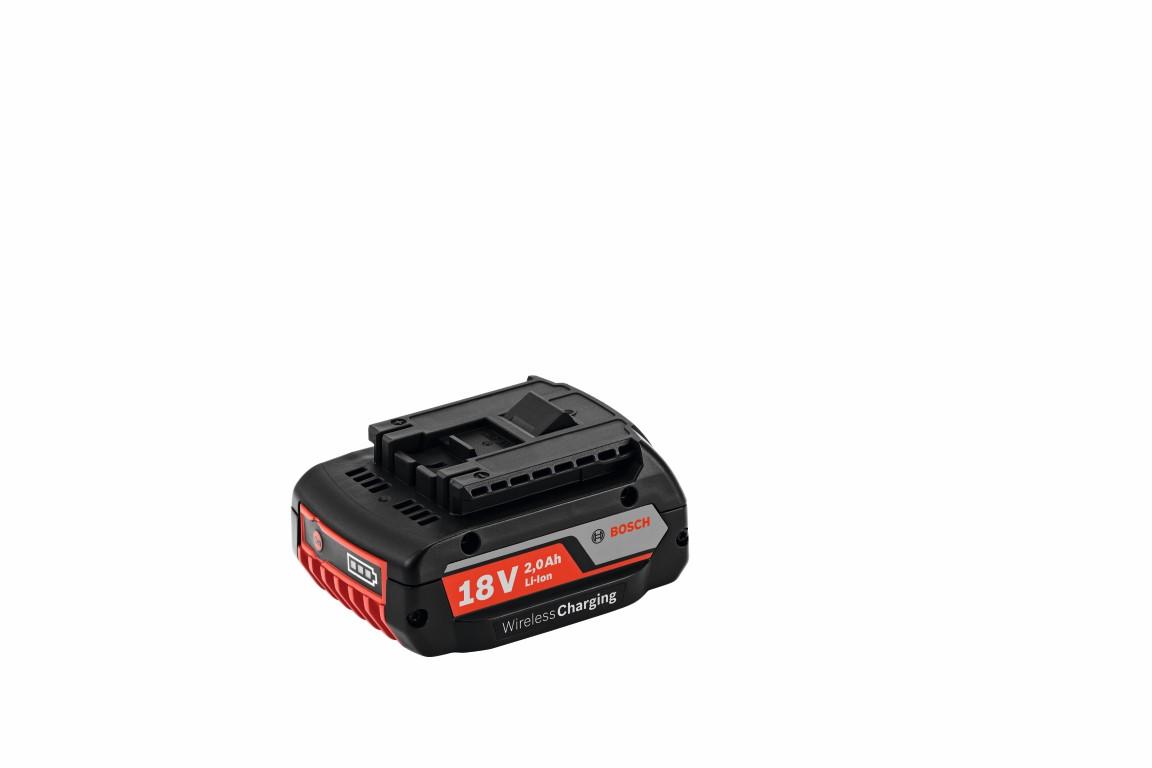 Image of   GBA 18 V 2,0 Ah W Wireless Charging Akku GBA 18 V 2,0 Ah Professional