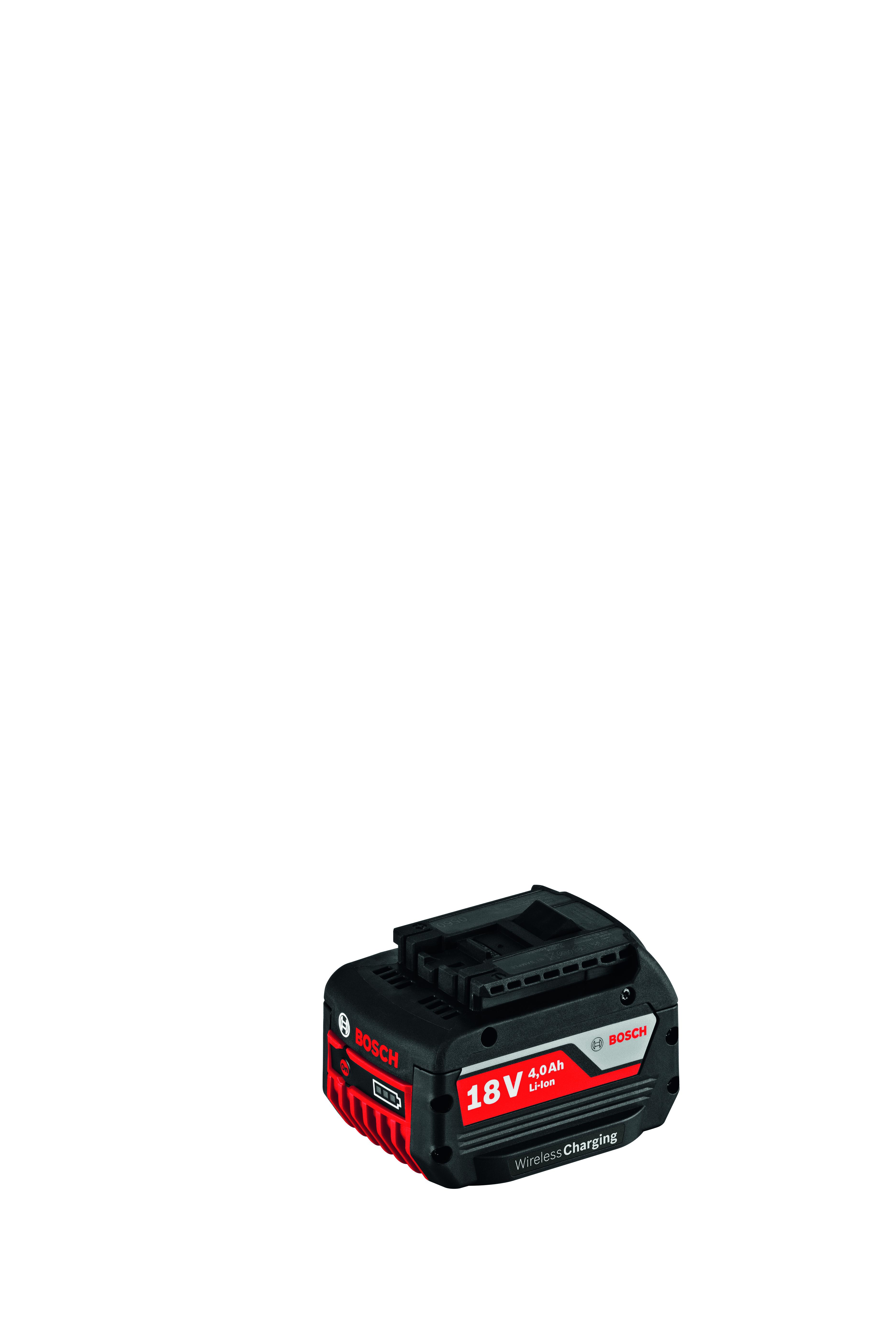 Image of   GBA 18 V 4,0 Ah W Wireless Charging Wireless Charging akku GBA 18 V 4,0 Ah W Professional