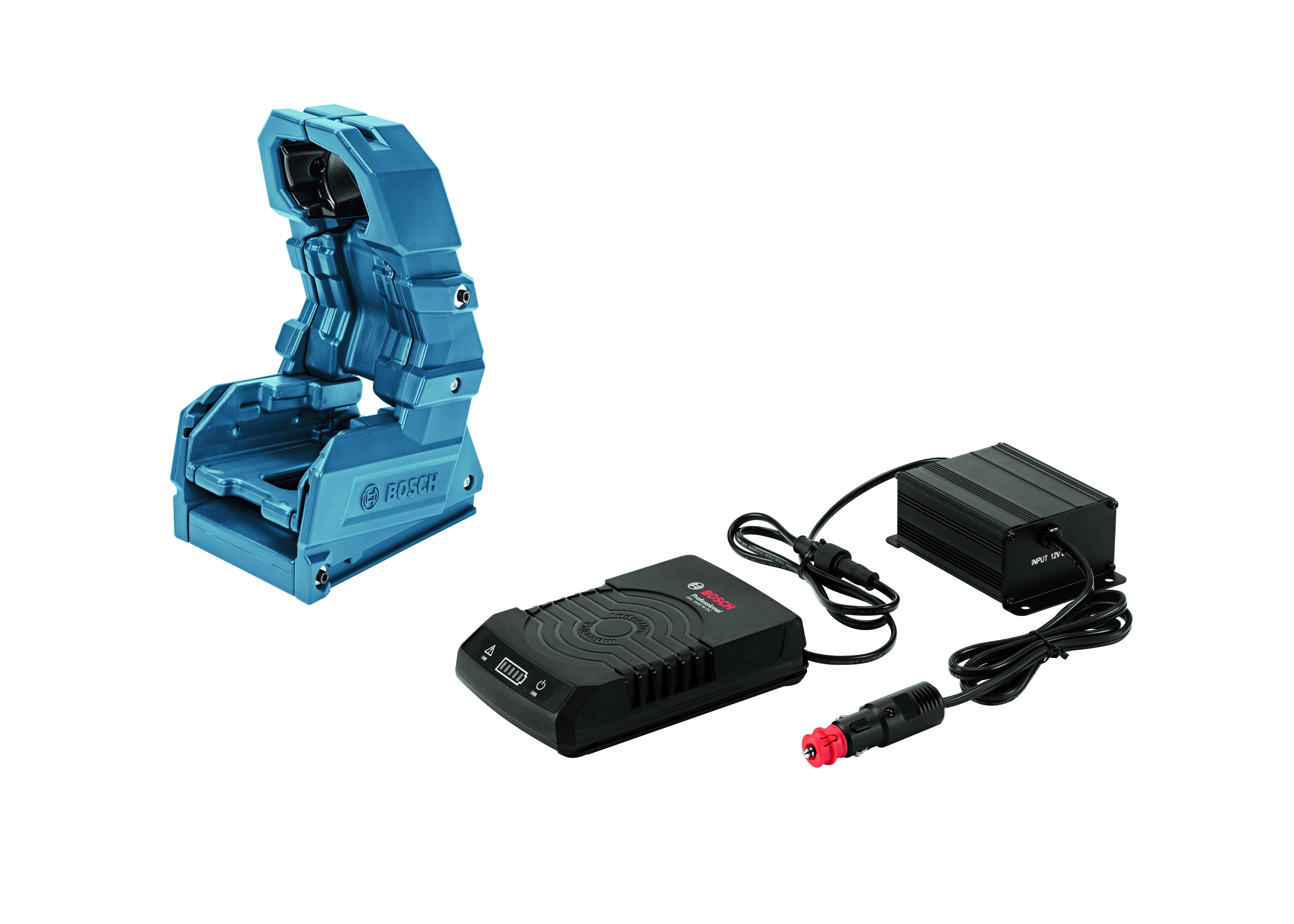 Image of   Billader GAL 1830 W-DC + Wireless Charging HolsterWireless Charging billader GAL 1830 W-DC + Holster Professional