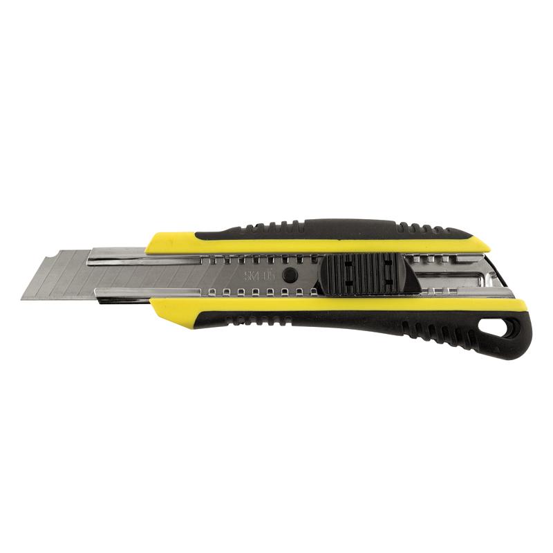Kniv Assist 18x100x0,5 mm m/ tap og magasin