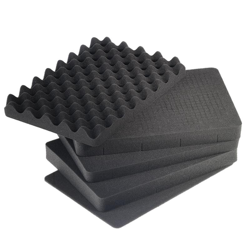 Image of   Skum polstring til outdoor kuffert art. 705150xx (205x145x80 mm)